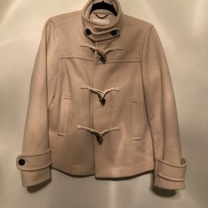 Banana Republic NWT Peacoat